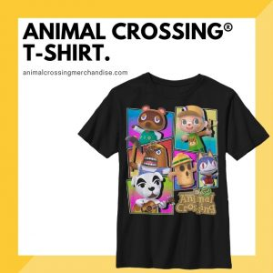Animal Crossing T-Shirts