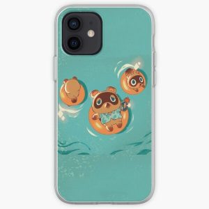 Limited edition case iPhone Soft Case RB3004product Offical Animal Crossing Merch
