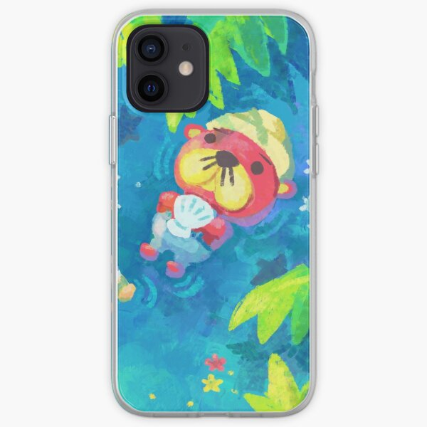 Pascal and I - Animal Crossing iPhone Soft Case RB3004product Offical Animal Crossing Merch