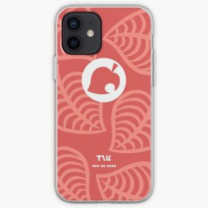 NookPhone Case Red iPhone Soft Case RB3004product Offical Animal Crossing Merch