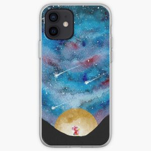 Celeste and the Night Sky iPhone Soft Case RB3004product Offical Animal Crossing Merch