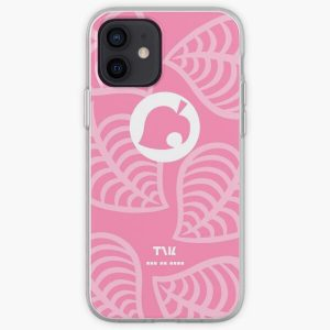 Pink NookPhone Case iPhone Soft Case RB3004product Offical Animal Crossing Merch