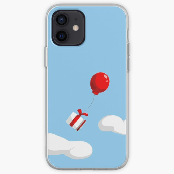Animal Crossing - Balloon iPhone Soft Case RB3004product Offical Animal Crossing Merch