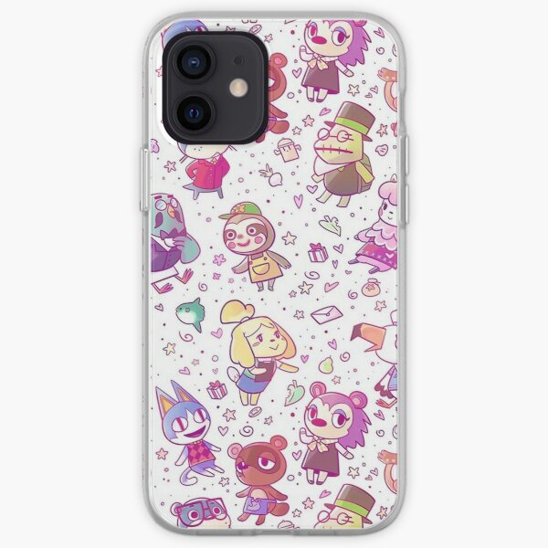 Animal Crossing  iPhone Soft Case RB3004product Offical Animal Crossing Merch