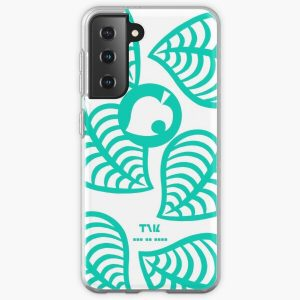 White NookPhone Case Samsung Galaxy Soft Case RB3004product Offical Animal Crossing Merch
