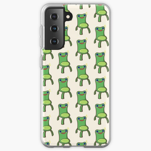 Froggy Chair Samsung Galaxy Soft Case RB3004product Offical Animal Crossing Merch