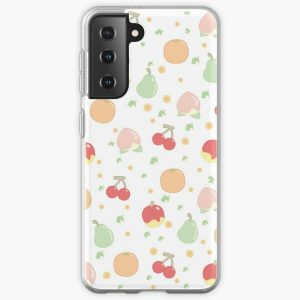 Fruit Pattern  Samsung Galaxy Soft Case RB3004product Offical Animal Crossing Merch