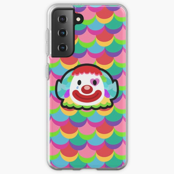 PIETRO ANIMAL CROSSING Samsung Galaxy Soft Case RB3004product Offical Animal Crossing Merch