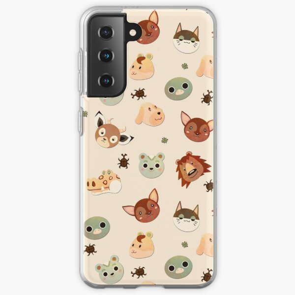 Natural Campers (ACPC) Samsung Galaxy Soft Case RB3004product Offical Animal Crossing Merch