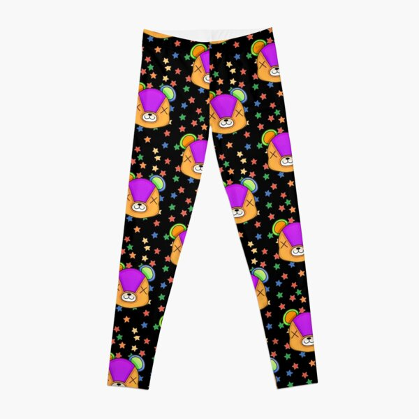 animal crossing stitches Leggings RB3004product Offical Animal Crossing Merch
