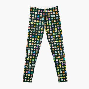 Animal crossing new horizons ALL Leggings RB3004product Offical Animal Crossing Merch
