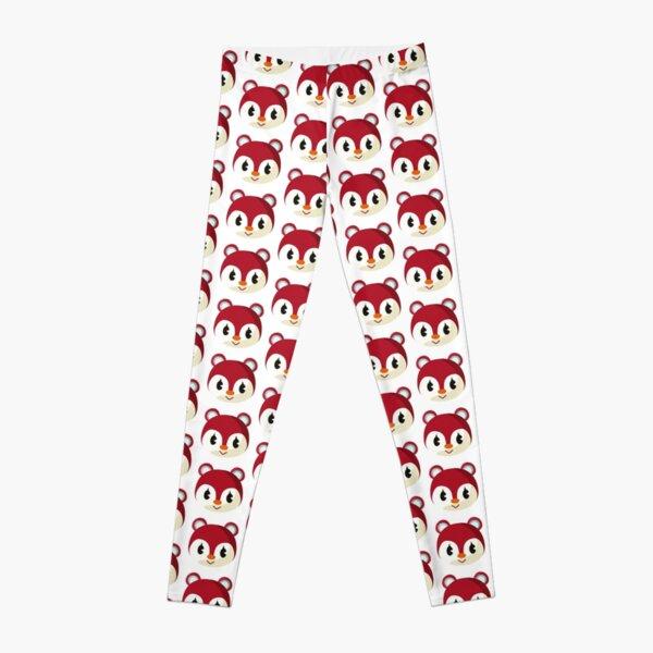 Poppy Animal Crossing Leggings RB3004product Offical Animal Crossing Merch