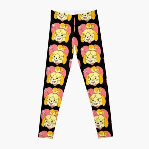 Isabelle - Animal Crossing  Leggings RB3004product Offical Animal Crossing Merch