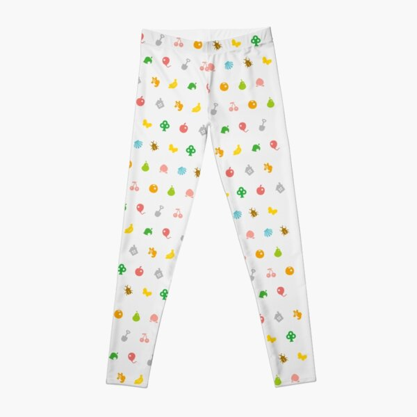 ANIMAL CROSSING HHD PATTERN Leggings RB3004product Offical Animal Crossing Merch