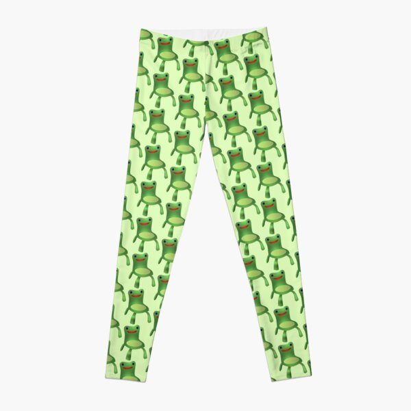 Froggy Chair Leggings RB3004product Offical Animal Crossing Merch