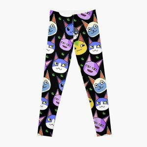 Animal Crossing Cats Leggings RB3004product Offical Animal Crossing Merch