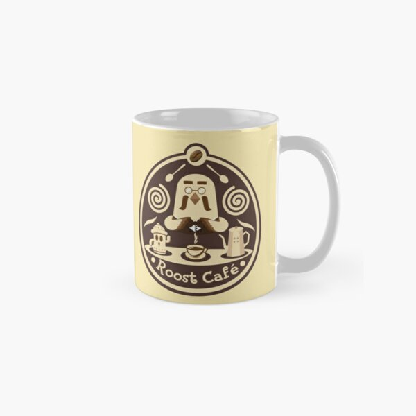 Roost Cafe Classic Mug RB3004product Offical Animal Crossing Merch