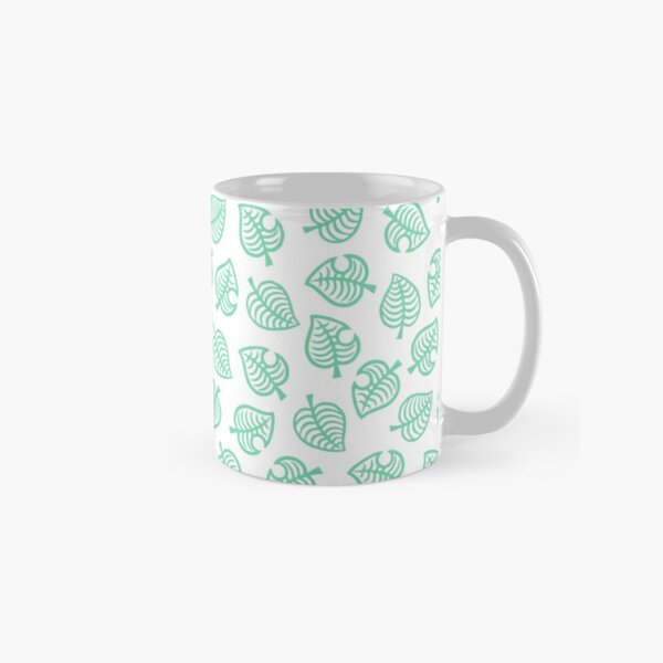 Animal Crossing New Horizons Nook Inc. Pattern Classic Mug RB3004product Offical Animal Crossing Merch