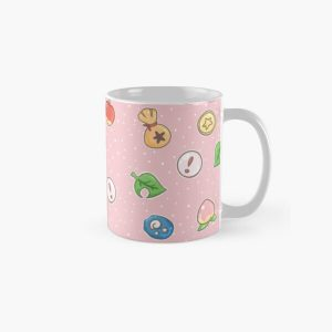Animal Crossing Icons v.2  Classic Mug RB3004product Offical Animal Crossing Merch