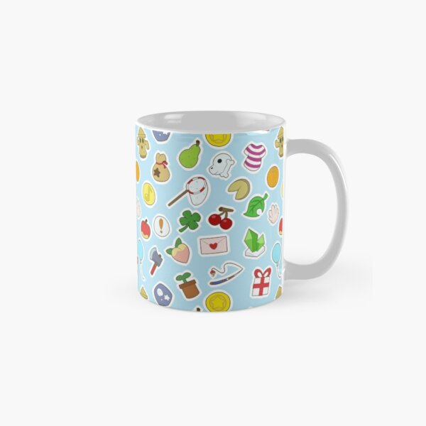 Animal Crossing Icons Classic Mug RB3004product Offical Animal Crossing Merch