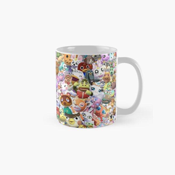 Animal Crossing (Duvet, Phoen case, sticker etc) Classic Mug RB3004product Offical Animal Crossing Merch