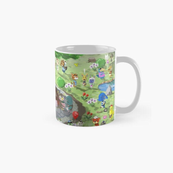 Welcome to Animal Crossing Classic Mug RB3004product Offical Animal Crossing Merch