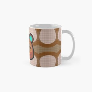 CLAY ANIMAL CROSSING Classic Mug RB3004product Offical Animal Crossing Merch