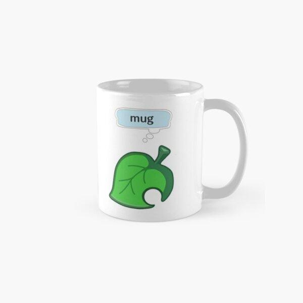"Animal Crossing Mug -- ""Lost Item"" Classic Mug RB3004product Offical Animal Crossing Merch"