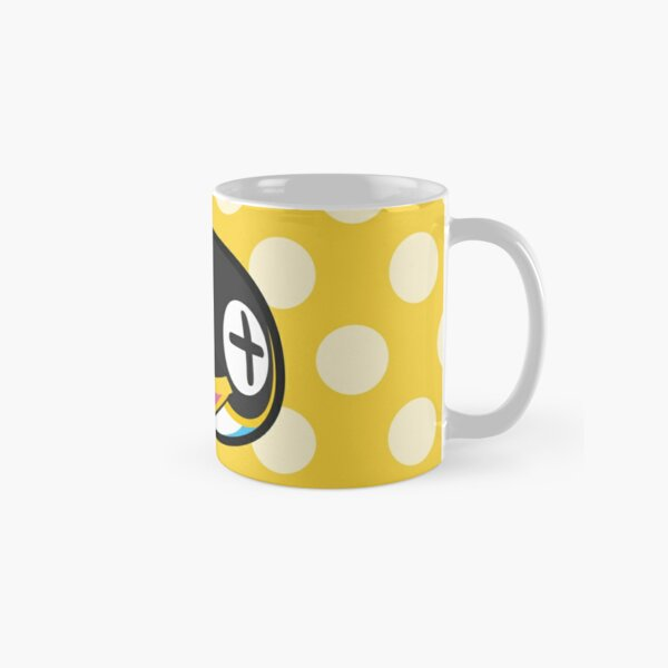 CUBE ANIMAL CROSSING Classic Mug RB3004product Offical Animal Crossing Merch