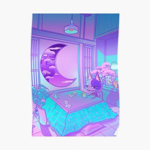 New horizon Poster RB3004product Offical Animal Crossing Merch