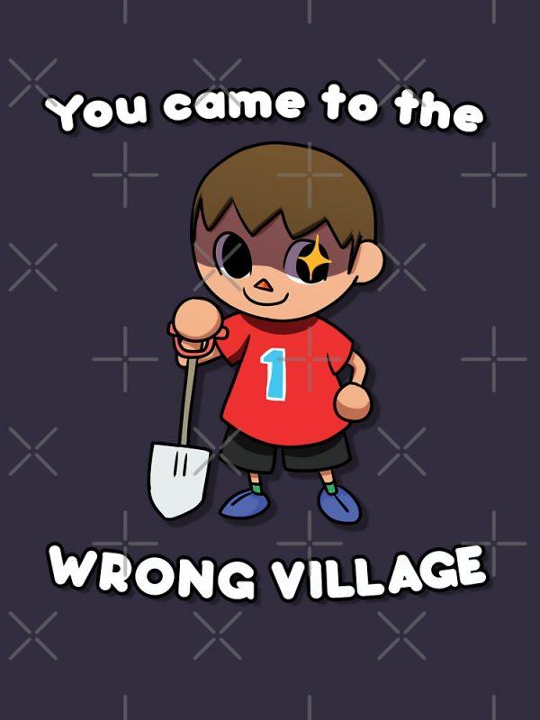 artwork Offical Animal Crossing Merch