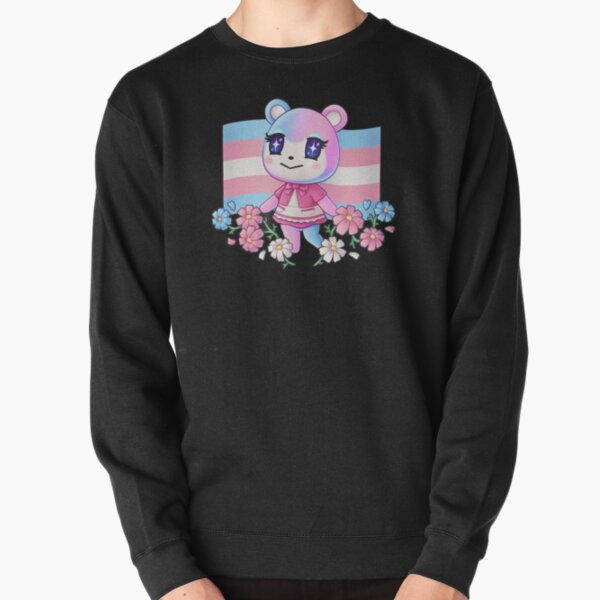 Judy Trans Pride Pullover Sweatshirt RB3004product Offical Animal Crossing Merch