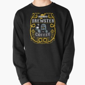 Brewster's Cup of Coo'ffee  Pullover Sweatshirt RB3004product Offical Animal Crossing Merch