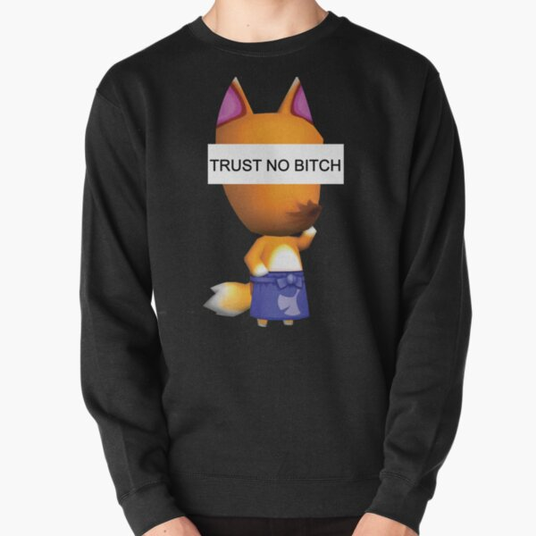 Trust No Redd.  Pullover Sweatshirt RB3004product Offical Animal Crossing Merch