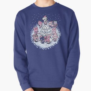 Winter Villagers Pullover Sweatshirt RB3004product Offical Animal Crossing Merch