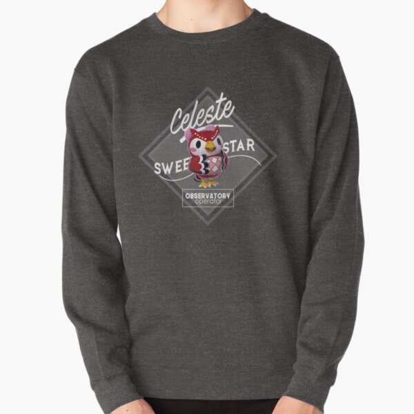 Celeste / Estela Animal Crossing Pullover Sweatshirt RB3004product Offical Animal Crossing Merch