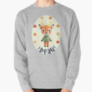 Animal Crossing Beau Pullover Sweatshirt RB3004product Offical Animal Crossing Merch