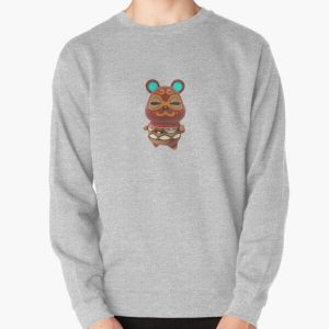 animal crossing clay Pullover Sweatshirt RB3004product Offical Animal Crossing Merch