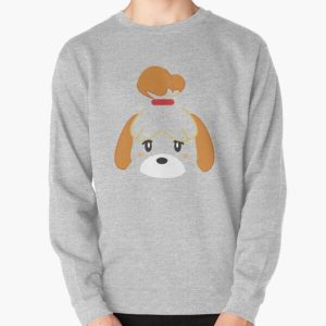 Isabelle Pullover Sweatshirt RB3004product Offical Animal Crossing Merch