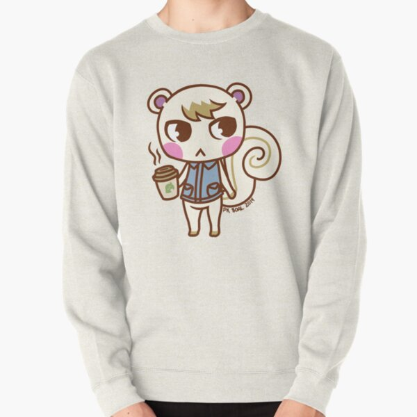 Marshal (ACNL) Pullover Sweatshirt RB3004product Offical Animal Crossing Merch