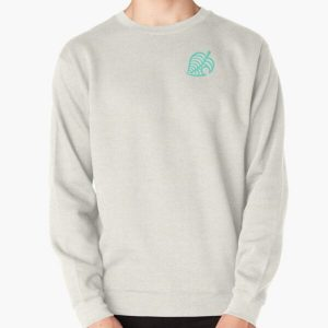 Tom Nook Aloha leaf Pullover Sweatshirt RB3004product Offical Animal Crossing Merch