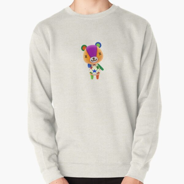 animal crossing stitches Pullover Sweatshirt RB3004product Offical Animal Crossing Merch