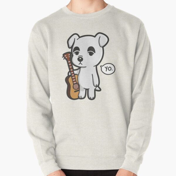 ACNL K.K. Slider Pullover Sweatshirt RB3004product Offical Animal Crossing Merch