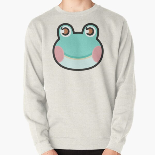 LILY ANIMAL CROSSING Pullover Sweatshirt RB3004product Offical Animal Crossing Merch