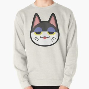 PUNCHY ANIMAL CROSSING Pullover Sweatshirt RB3004product Offical Animal Crossing Merch