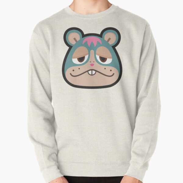 RODNEY ANIMAL CROSSING Pullover Sweatshirt RB3004product Offical Animal Crossing Merch