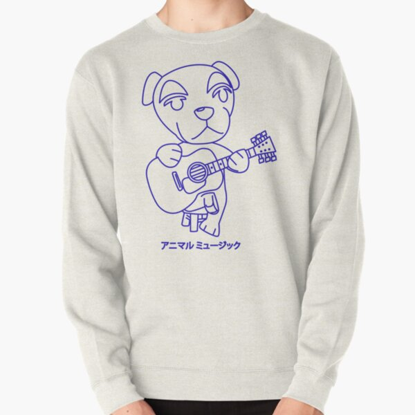 Animal Music Pullover Sweatshirt RB3004product Offical Animal Crossing Merch