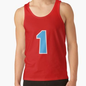 The Mayor Tank Top RB3004product Offical Animal Crossing Merch