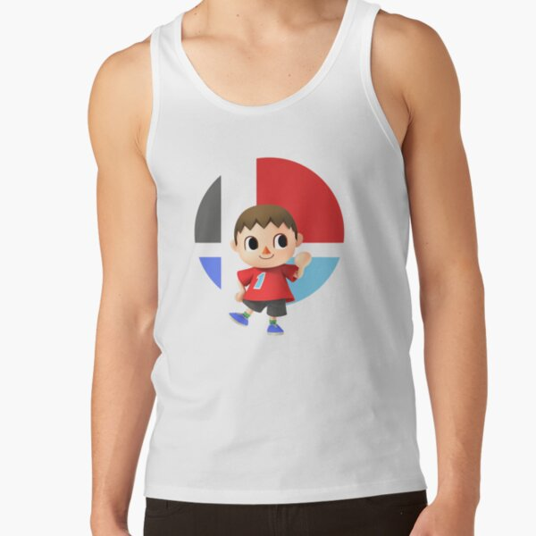 I Main Villager (3DS/WII U) Tank Top RB3004product Offical Animal Crossing Merch