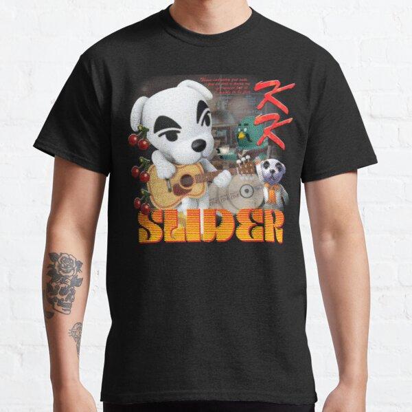 kk bootlegger Classic T-Shirt RB3004product Offical Animal Crossing Merch
